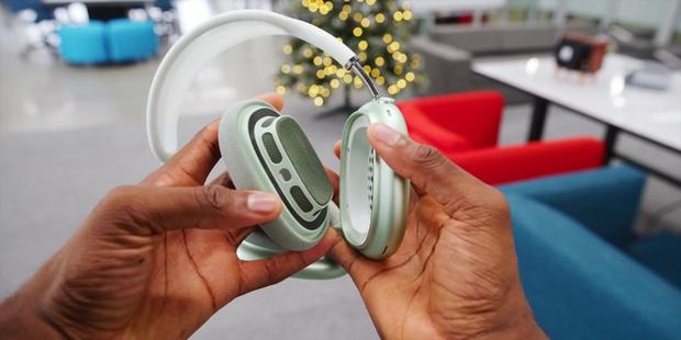 Cận cảnh AirPods Max: Mẫu headphone giá 549 USD của Apple có gì hot? - Ảnh 16.