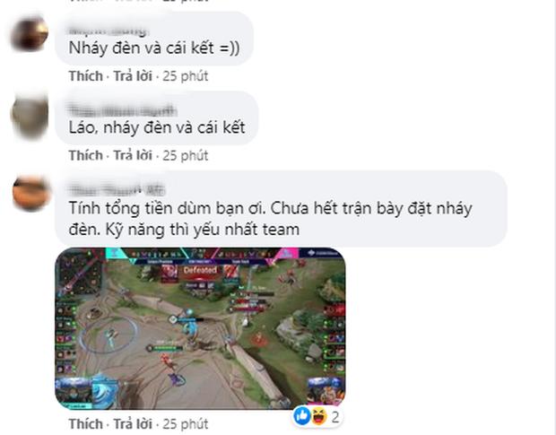 Người hâm mộ chỉ trích Daim thậm tệ vì nháy đèn trong trận Saigon Phantom gặp Team Flash - Ảnh 4.