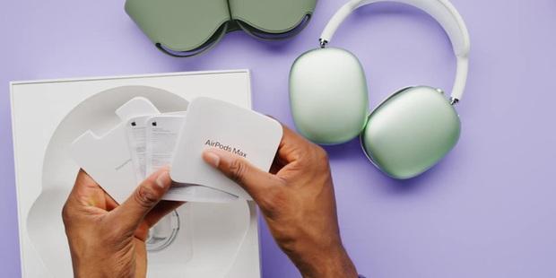 Cận cảnh AirPods Max: Mẫu headphone giá 549 USD của Apple có gì hot? - Ảnh 5.