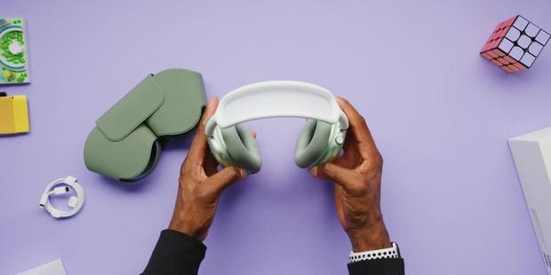 Cận cảnh AirPods Max: Mẫu headphone giá 549 USD của Apple có gì hot? - Ảnh 8.