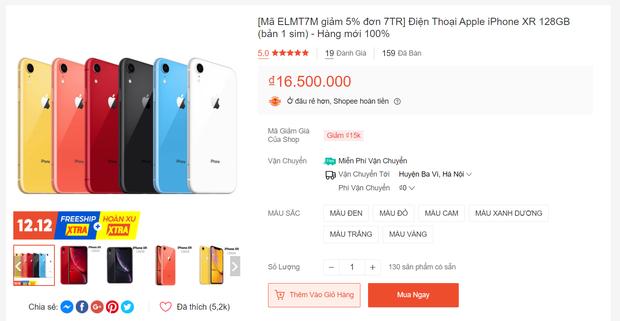 Siêu sale 12/12: Giá iPhone cũ từ đại lý đến các sàn thương mại điện tử chênh nhau thế nào? - Ảnh 5.