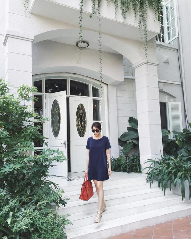 Có gì trong căn biệt thự của Hà Tăng và ông xã Louis Nguyễn? - Ảnh 1.