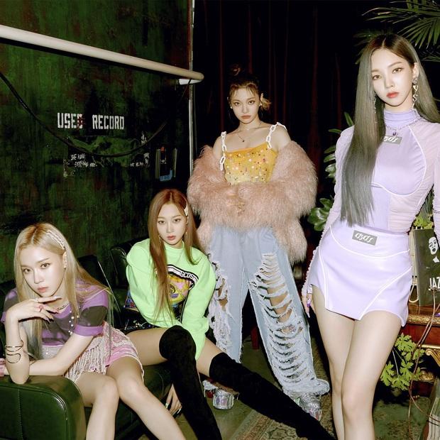 BXH 30 nhóm nhạc nữ hot nhất: aespa mới xuất hiện đã đe dọa dàn girlgroup hàng top, BLACKPINK - TWICE so kè khốc liệt - Ảnh 4.