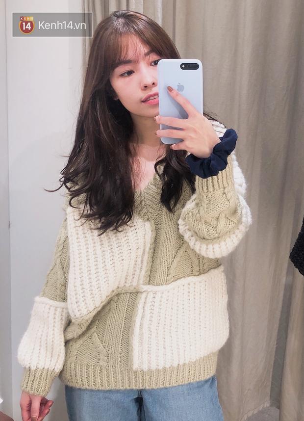 Con gái châu Á đang đổ xô mua áo len Jennie, ở Việt Nam bạn cũng đu trend được nếu chi 1299K - Ảnh 3.