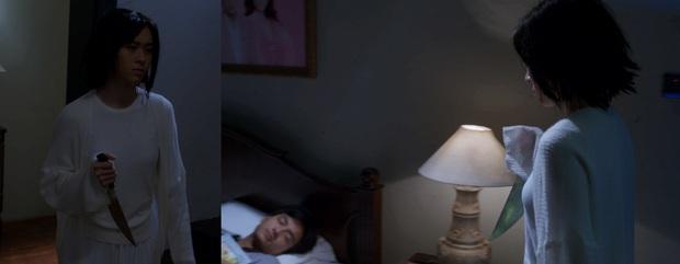 Rùng mình mẹ bỉm dùng tà thuật hồi sinh con gái đã mất, nửa đêm đi ám sát chồng ở teaser phim ma Mắt Của Quỷ - Ảnh 8.