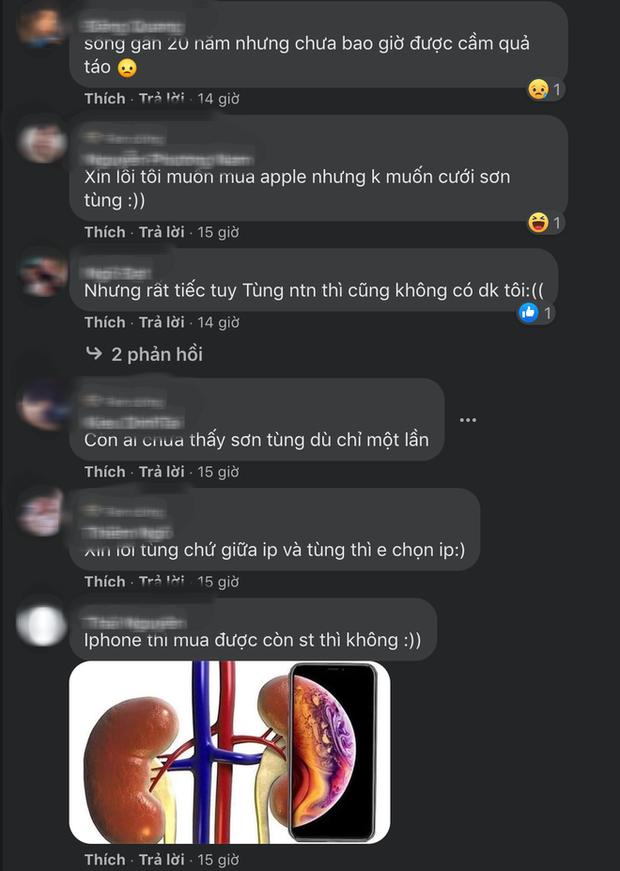 Cộng đồng mạng chỉ ra nhiều điểm tương đồng hài hước giữa Sơn Tùng M-TP và iPhone, tưởng không giống mà lại giống đến không tưởng! - Ảnh 5.