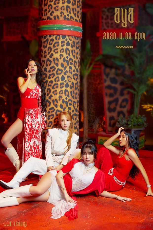BXH 30 nhóm nhạc nữ hot nhất: aespa mới xuất hiện đã đe dọa dàn girlgroup hàng top, BLACKPINK - TWICE so kè khốc liệt - Ảnh 7.