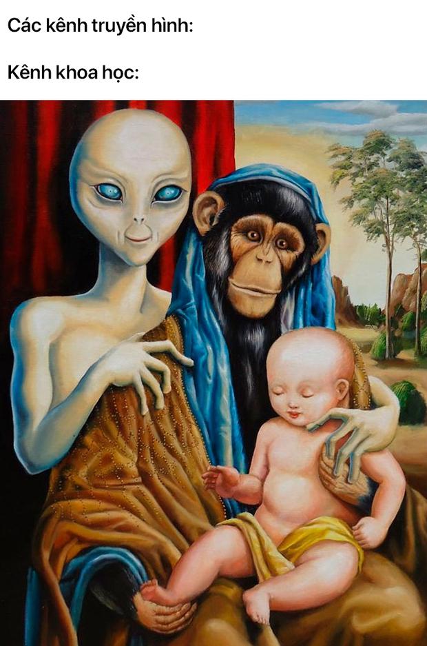 Loạt meme tranh cổ điển chứng minh rằng đời sống nhân loại chẳng thay đổi gì trong suốt 100 năm qua  - Ảnh 3.