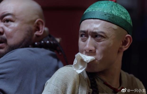 6 màn bắt cóc giả trân ở phim Trung: Cúc Tịnh Y ngậm giẻ chưa hú hồn bằng khẩu trang của Dương Mịch - Ảnh 3.