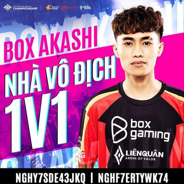 BOX Akashi đưa Việt Nam lên ngôi vô địch solo thế giới, kỹ năng khu vực AOG được khẳng định mạnh mẽ hơn bao giờ hết! - Ảnh 2.