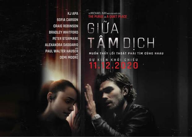 Phim về Covid-19 của Michael Bay bị chê sấp mặt vì nhân vật lươn lẹo trốn cách ly, trai tài gái sắc mà vô duyên khó chữa - Ảnh 1.