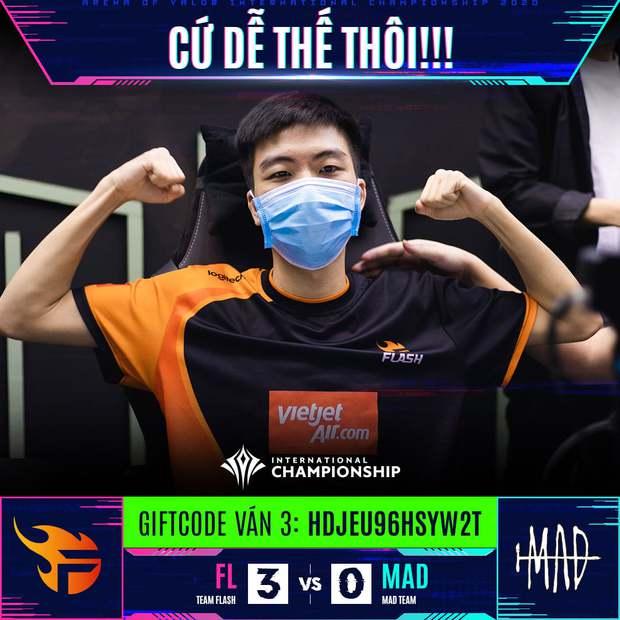 Sốc: Team Flash để thua MAD Team 4-3 sau khi dẫn trước 3-0, sứ mệnh tại AIC 2020 đặt trọn trên vai Saigon Phantom - Ảnh 1.