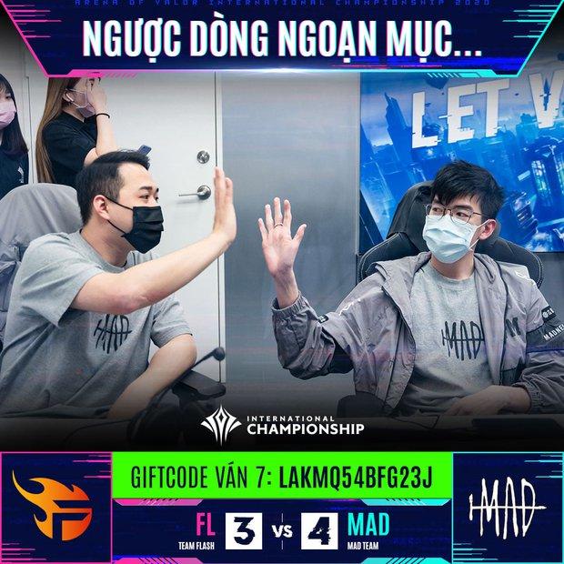 Sốc: Team Flash để thua MAD Team 4-3 sau khi dẫn trước 3-0, sứ mệnh tại AIC 2020 đặt trọn trên vai Saigon Phantom - Ảnh 3.
