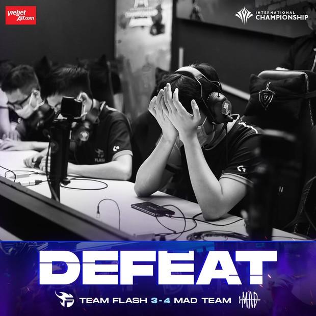 Sốc: Team Flash để thua MAD Team 4-3 sau khi dẫn trước 3-0, sứ mệnh tại AIC 2020 đặt trọn trên vai Saigon Phantom - Ảnh 4.