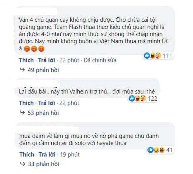 Cộng đồng Liên Quân Việt chỉ trích nặng nề Daim sau khi Team Flash để thua MAD Team với một kịch bản không tưởng! - Ảnh 4.