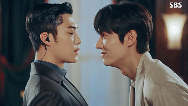 Chân lí phim Hàn: Lee Jong Suk muôn đời làm thánh hôn, Lee Min Ho mãi là cậu ấm giới siêu giàu á! - Ảnh 14.