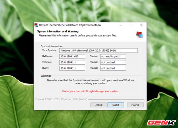 Biến hóa Windows 10 với bộ giao diện Paranoid Android độc đáo - Ảnh 7.
