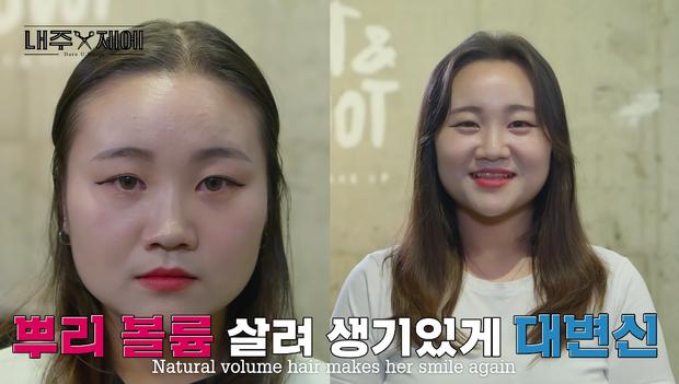 Hairstylist người Hàn bày cách cứu rỗi mái tóc mỏng dính, hói cả mảng: Chị em tự làm ở nhà ngon ơ mà chẳng cần ra tiệm - Ảnh 8.