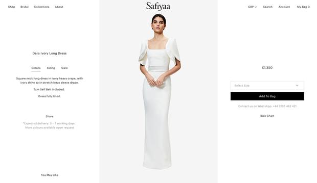 Hé lộ về những bộ cánh xa xỉ trong tiệc cưới của Suzy tại Start Up: Toàn những thiết kế đỉnh với giá ngất ngưởng - Ảnh 4.