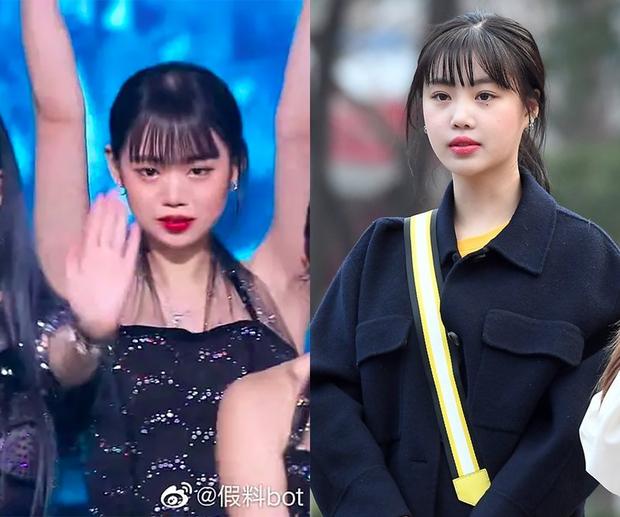 """Fan """"hú hồn"""" khi thấy ai như Soojin ((G)I-DLE) trong dàn dancer của aespa, CUBE trả lương thấp quá nên phải làm vũ công part-time hay gì? - Ảnh 6."""