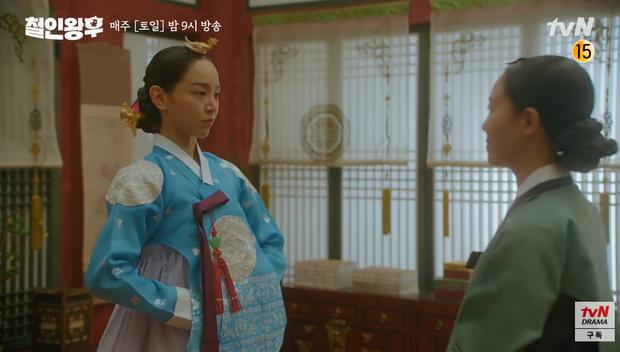 Shin Hye Sun ấm ức vì không có cậu nhỏ, vừa lấy chồng đã mò tới kỹ viện tìm gái xinh ở Mr. Queen tập 2 - Ảnh 10.