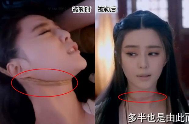 6 màn bắt cóc giả trân ở phim Trung: Cúc Tịnh Y ngậm giẻ chưa hú hồn bằng khẩu trang của Dương Mịch - Ảnh 5.