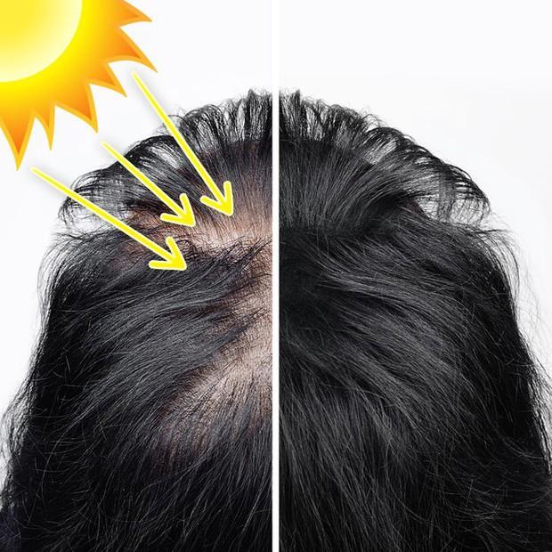 8 thói quen hàng ngày dễ khiến mái tóc ngày càng mỏng đi rõ rệt - Ảnh 2.