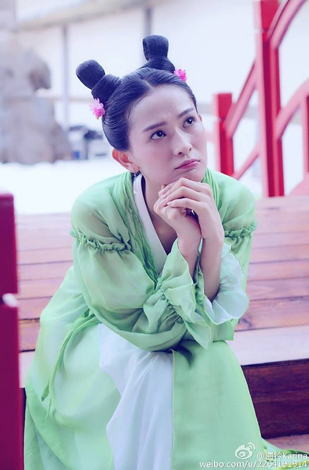 Netizen Trung chê nữ chính Mr. Queen kém sắc hơn Trương Thiên Ái, ai đó vừa quên Thái Tử Phi Thăng Chức Ký từng thảm họa ư? - Ảnh 12.