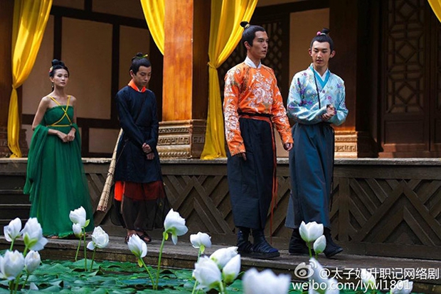 Netizen Trung chê nữ chính Mr. Queen kém sắc hơn Trương Thiên Ái, ai đó vừa quên Thái Tử Phi Thăng Chức Ký từng thảm họa ư? - Ảnh 13.