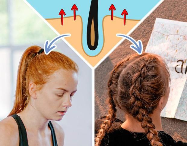 8 thói quen hàng ngày dễ khiến mái tóc ngày càng mỏng đi rõ rệt - Ảnh 3.