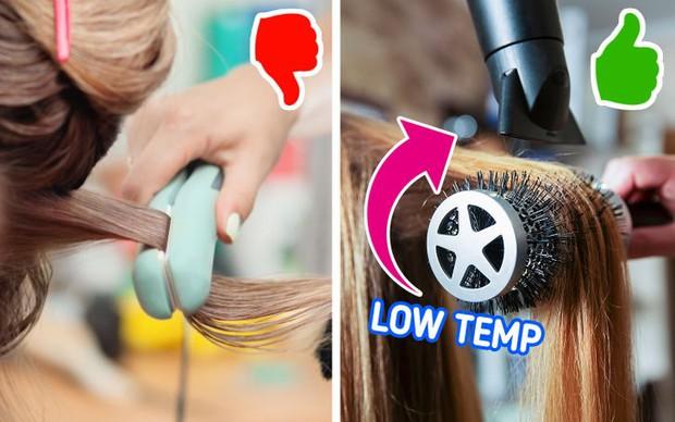 8 thói quen hàng ngày dễ khiến mái tóc ngày càng mỏng đi rõ rệt - Ảnh 7.