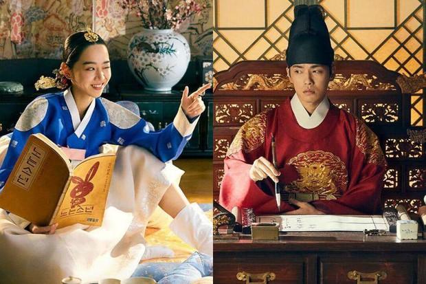 Netizen Trung chê nữ chính Mr. Queen kém sắc hơn Trương Thiên Ái, ai đó vừa quên Thái Tử Phi Thăng Chức Ký từng thảm họa ư? - Ảnh 1.