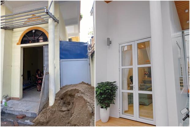 Tiết kiệm tiền mua căn nhà 94m2, vợ chồng trẻ cải tạo thành nơi ở cực chill, nhìn ảnh trước sau mà ngỡ ngàng - Ảnh 4.