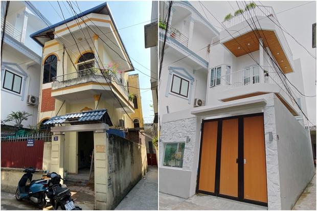 Tiết kiệm tiền mua căn nhà 94m2, vợ chồng trẻ cải tạo thành nơi ở cực chill, nhìn ảnh trước sau mà ngỡ ngàng - Ảnh 1.