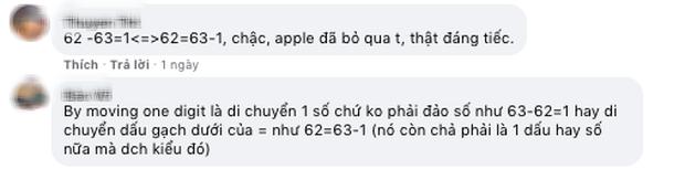 Câu hỏi tuyển dụng kĩ sư phần mềm của Apple khiến cộng đồng mạng tranh cãi nảy lửa, rất nhiều đáp án được đưa ra nhưng chẳng ai biết đúng sai - Ảnh 5.