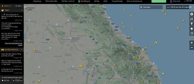 Chuyến bay đưa cố nghệ sĩ Chí Tài về Mỹ đạt hơn 46.000 người theo dõi trực tuyến trên Flightradar24 - Ảnh 4.