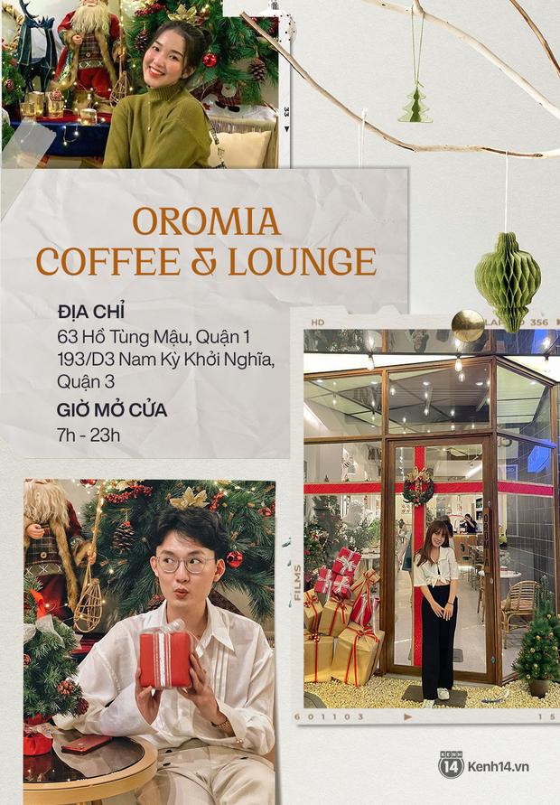 """10 quán cà phê trang trí Giáng sinh """"đẹp từng mi-li-met"""" ở Sài Gòn, ai chưa có hình sống ảo phải ghé ngay và luôn! - Ảnh 2."""