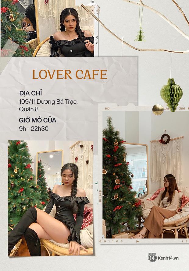 """10 quán cà phê trang trí Giáng sinh """"đẹp từng mi-li-met"""" ở Sài Gòn, ai chưa có hình sống ảo phải ghé ngay và luôn! - Ảnh 10."""