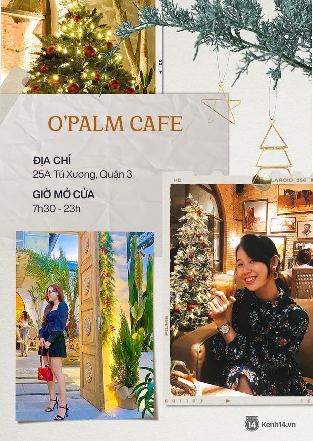 """10 quán cà phê trang trí Giáng sinh """"đẹp từng mi-li-met"""" ở Sài Gòn, ai chưa có hình sống ảo phải ghé ngay và luôn! - Ảnh 9."""