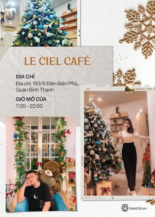 """10 quán cà phê trang trí Giáng sinh """"đẹp từng mi-li-met"""" ở Sài Gòn, ai chưa có hình sống ảo phải ghé ngay và luôn! - Ảnh 7."""
