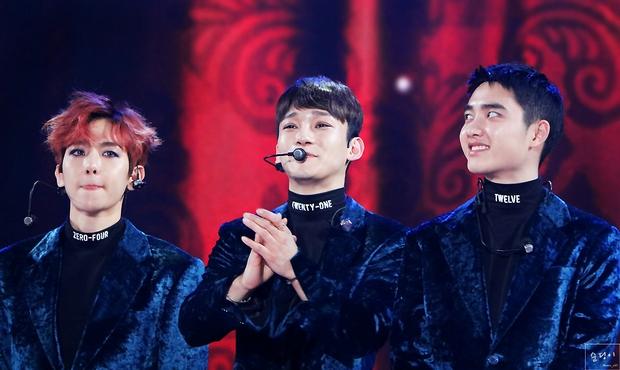 Giọng ca chính đình đám nhà SM: Taeyeon sau 13 năm vẫn là huyền thoại, bộ ba EXO nổi tiếng hát hay, riêng NCT có dàn main vocal đông áp đảo - Ảnh 11.