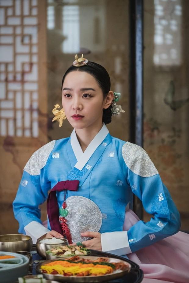 Netizen Trung chê nữ chính Mr. Queen kém sắc hơn Trương Thiên Ái, ai đó vừa quên Thái Tử Phi Thăng Chức Ký từng thảm họa ư? - Ảnh 15.