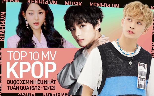 NCT giành ngôi vương của BTS với cách biệt ấn tượng, BLACKPINK lấy lại phong độ tại top 10 MV Kpop được xem nhiều nhất tuần - Ảnh 1.