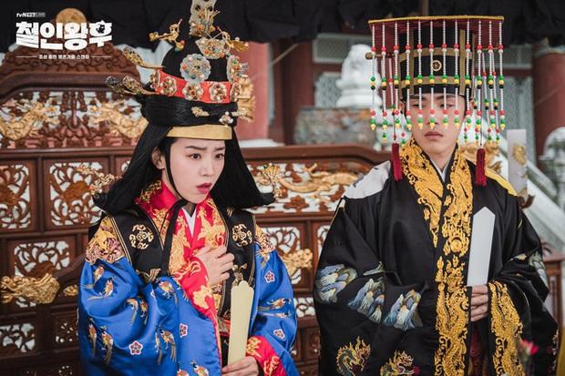 Netizen Trung chê nữ chính Mr. Queen kém sắc hơn Trương Thiên Ái, ai đó vừa quên Thái Tử Phi Thăng Chức Ký từng thảm họa ư? - Ảnh 16.