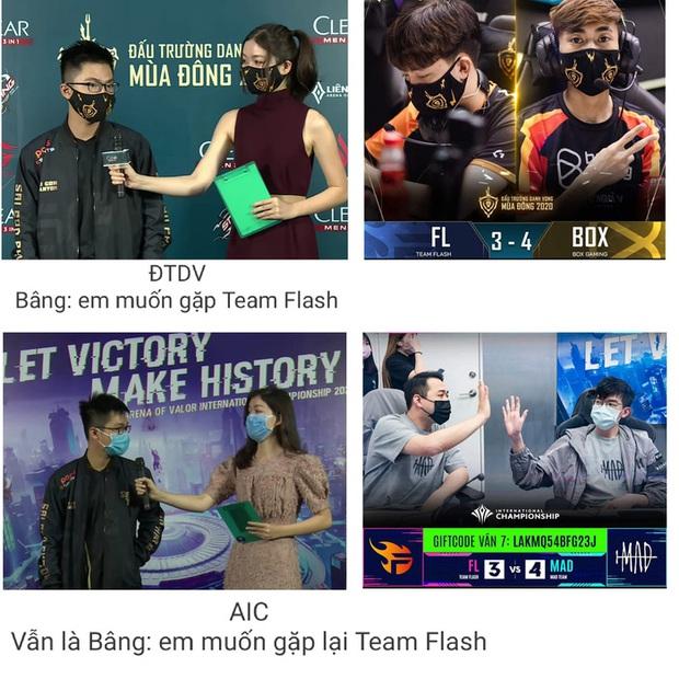 Nhọ như Bâng: 2 lần gọi tên Team Flash trong trận Chung kết nhưng vẫn không có cơ hội phục thù - Ảnh 1.