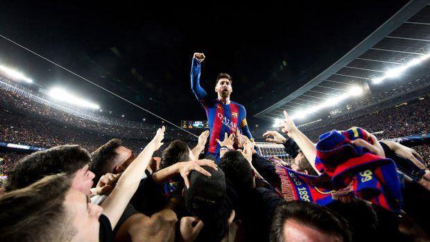 Vòng 1/8 Champions League: Messi đối đầu Neymar, Ronaldo và đồng đội dễ thở - Ảnh 1.