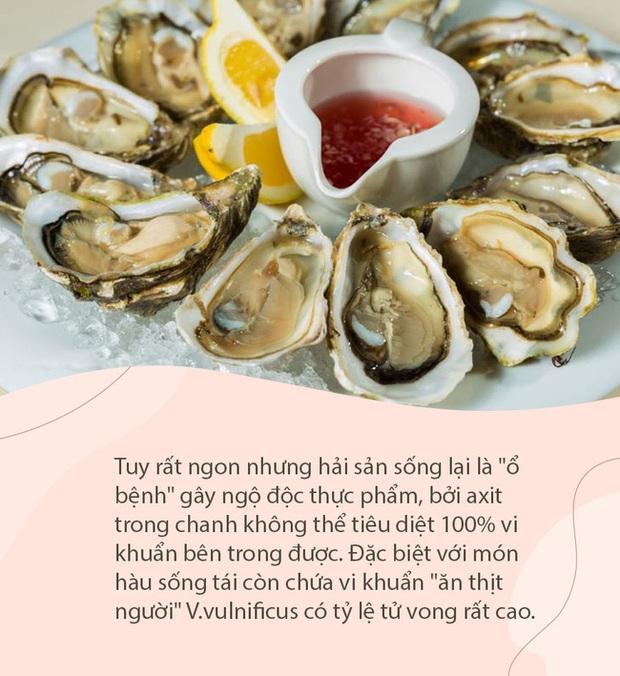 5 món này rất bổ dưỡng khi nấu chín nhưng nếu ăn sống sẽ dễ gây ngộ độc, nhiễm giun sán hại thân - Ảnh 4.