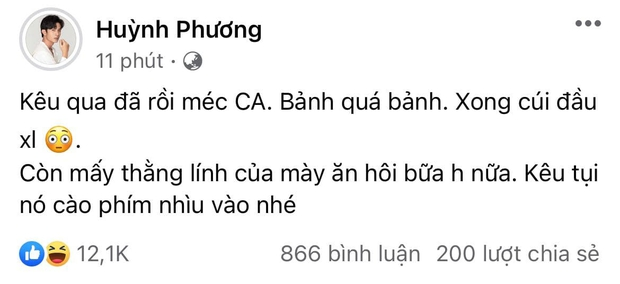 Dàn sao Vbiz đã đến gặp nam gymer xúc phạm NS Chí Tài, Cát Phượng - Huỳnh Phương hé lộ chi tiết buổi nói chuyện - Ảnh 12.