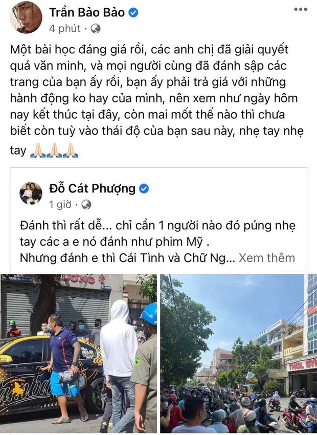Dàn sao Vbiz đã đến gặp nam gymer xúc phạm NS Chí Tài, Cát Phượng - Huỳnh Phương hé lộ chi tiết buổi nói chuyện - Ảnh 14.