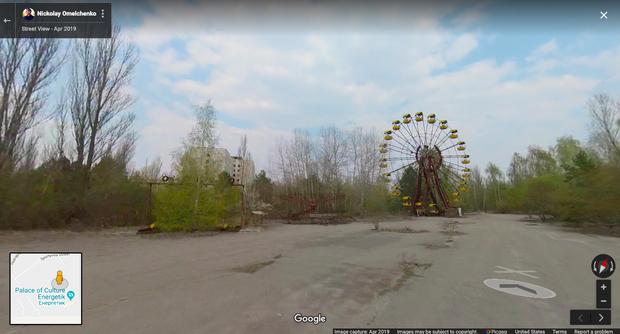 Những địa điểm đáng sợ trên thế giới mà bạn chỉ nên ngắm nhìn qua Google Maps - Ảnh 2.